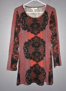 c8a89f425b3 Aryeh Long Sleeve Sweater Dress Women s Size XL NWT - New with Tags ...