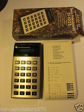 RETRO Texas Instruments TI-1025 CALCULATOR
