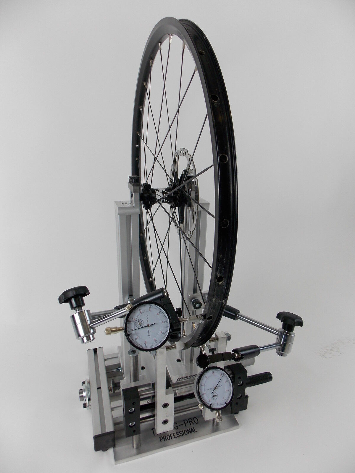 Foret Support, truing Pro-Professional, Wheel truing stand