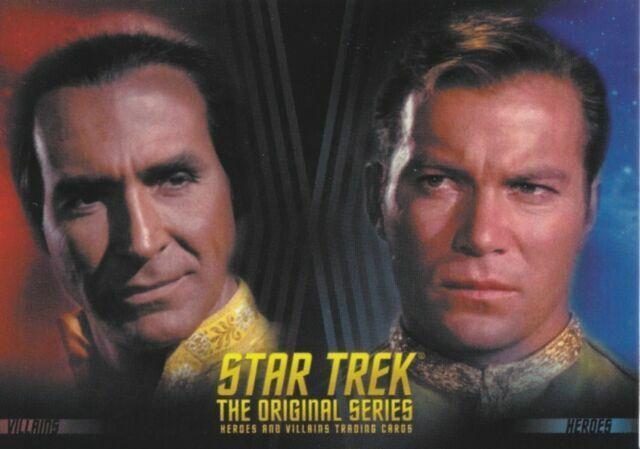 Star Trek Aliens P1 and P2 Promo cards