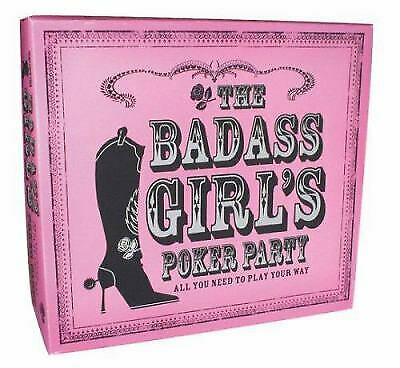 Badass Girl's Poker Party : All You Need to Play Your Way by Bochan, Toby Leah