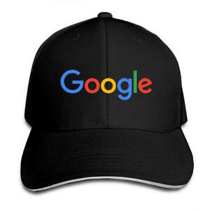 Google-Logo-Adjustable-Cap-Snapback-Baseball-Hat