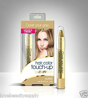Fisk Irene Gari Cover Your Gray Hair Color Touch-Up Waterproof - Pencil