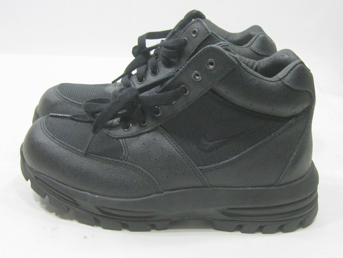 Nike Go Away 375509-001 Mens Black youth Size 6 womens 7.5