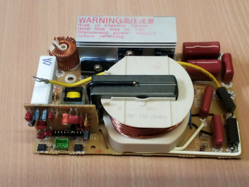Inverter-Steuerung F66454T07AP Mikrowelle Panasonic Neff Bosch Siemens  pxQC9