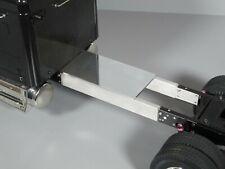 Pair Aluminum Side Step Tool Box Block Tamiya RC 1//14 King Knight Grand Hauler