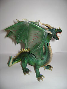 """SCHLEICH WINGED DRAGON 5"""" FIGURE MYTHICAL CREATURE FANTASY STATUE 70033"""