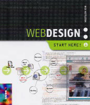 "1 of 1 - ""VERY GOOD"" Web Design:  Start Here!: All that you need to create your own fanta"