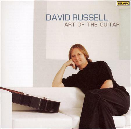 1 of 1 - Art Of The Guitar, David Russell, Good CD