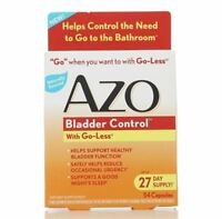 Azo Bladder Control, 54 Ea (pack Of 4) on sale