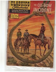 Classics-Illustrated-125-Ox-Bow-Incident-G