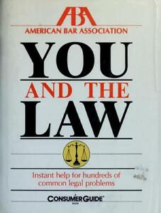 You-and-the-Law-by-American-Bar-Association