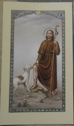 Bild fromme mit Gebet Editor Fratelli Bonella Italien