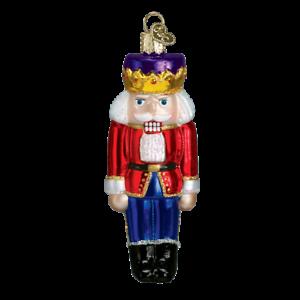 Old-World-Christmas-NUTCRACKER-PRINCE-44007-N-Glass-Ornament-w-OWC-Box