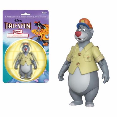 DISNEY TALESPIN Baloo Action Figure-Nuovo In Magazzino