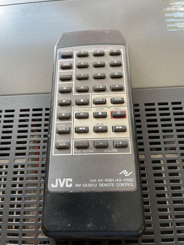 Integreret forstærker, JVC, AX-R561
