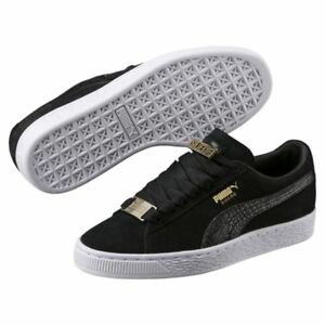 6051a61d20297 Details about PUMA SUEDE CLASSIC B-BOY FABULOUS JR SIZE FASHION/CASUAL  SHOES [366476 01]