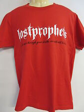 NEW - LOST PROPHETS BAND / CONCERT / MUSIC T-SHIRT MEDIUM