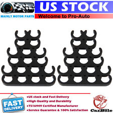 2 Spark Plug Wire Separators 7mm 8mm 9mm Looms 9728 9723 For 302 350 454 Sbc Bbc