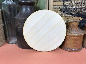 CIRCLE SHAPES WOODEN Multiple Sizes Geometric Wood Craft Shape 2.5cm to 25cm