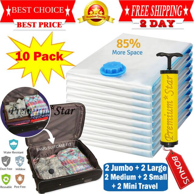 Best vacuum storage bags for travel trailer