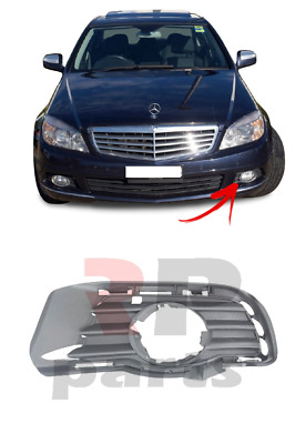 Pour Mercedes Benz C 07-11 AMG Front Foglight Chrome entourant Trim Gauche N//S