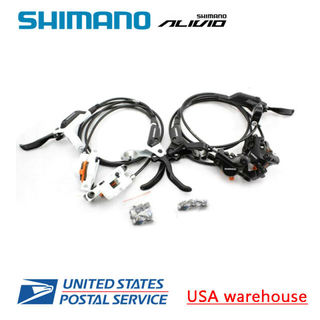 New M395 Hydraulic Disc Brake Set MTB Mountain Bike BL-M395//BR-M395 396 New