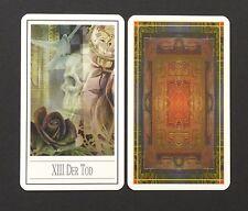 SEALED Ananda Tarot Cards Deck by Ananda Kurt Pilz Germany Urania