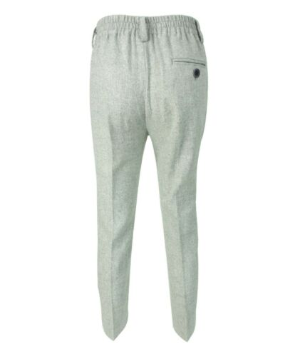 Page Boys Wedding Communion Slim Fit Creon Previs Wool Mix Light Grey Kids Suit