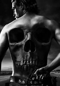 SONS-OF-ANARCHY-poster-A5-A4-A3