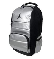 item 3 Nike Air Jordan All World Jumpman Driven Backpack 9A1640 Metallic  Silver  65 NWT -Nike Air Jordan All World Jumpman Driven Backpack 9A1640  Metallic ... c5294825b2340