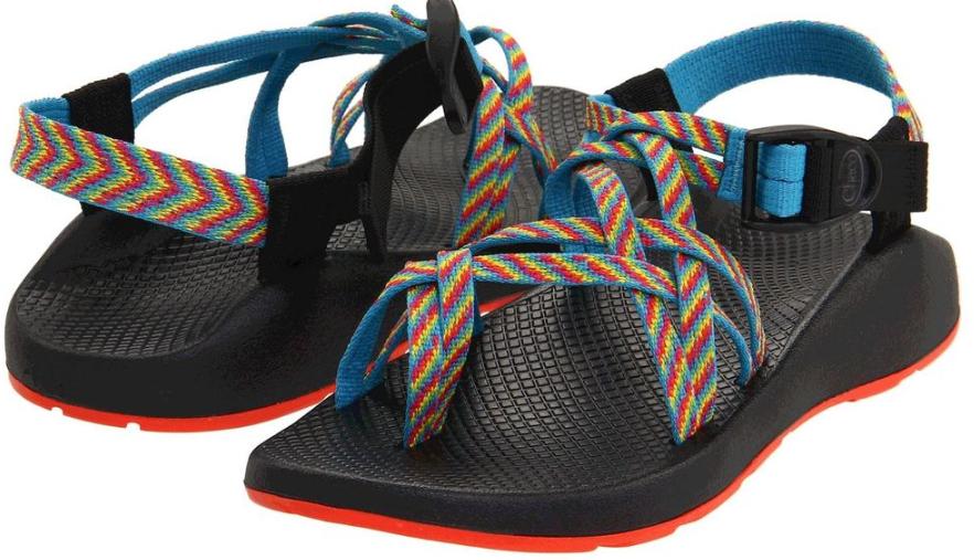 Chaco Zx   2 Klassisch Fest Komfort Sandalen Damen Größe 5,6,7 Neu in Box  | Verschiedene Stile und Stile