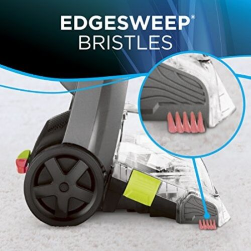 Upright Carpet Cleaner Shampooer Home TurboClean Powerful Deep Clean Pet Bissell