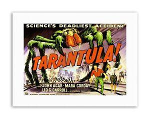 TARANTULA-GIANT-SPIDER-HORROR-ARACHNOPHOBIA-SCI-FI-USA-Poster-Picture-Film