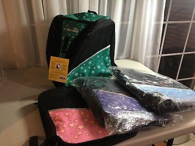 Transpack Ice Bag Ice Bag Pink//Teal Leopard