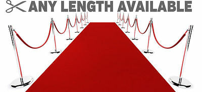 Hollywood Red Carpet Outdoor Runner Rug
