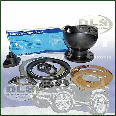 Land Rover Discovery 1 Swivel Repair /& Service Kit DA3166 Vehicles With ABS