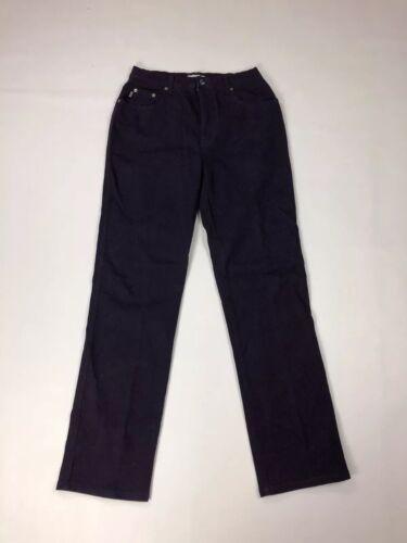 en Femme Moschino Condition moleskine Grand L32 Pantalon W30 Violet wpg4wq
