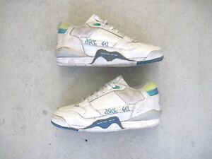 NOS-90er-ASICS-GEL-Baskets-de-sport-US-5-True-Vintage-2-3-Patta-Lyte-GT-Saga