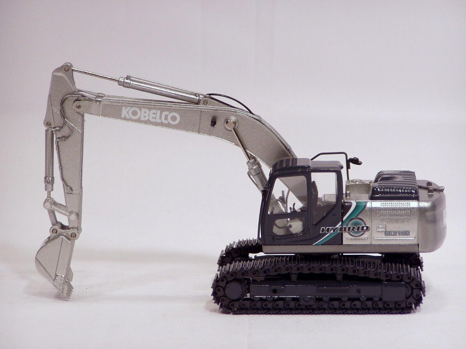 Excavadora Kobelco SK210HLC-10 Excavator - cubierta - 1/50 - en Caja Como Nuevo-Totalmente Nuevo elcomplotparahackearAmericacómoPUTINScyberspiesporMalcolmNance[librodebolsilloNUEVO