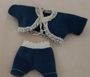 New-Jacket-half-Pants-For-4-11-16-5-7-8in-Small-Bears-Handarbeit-C