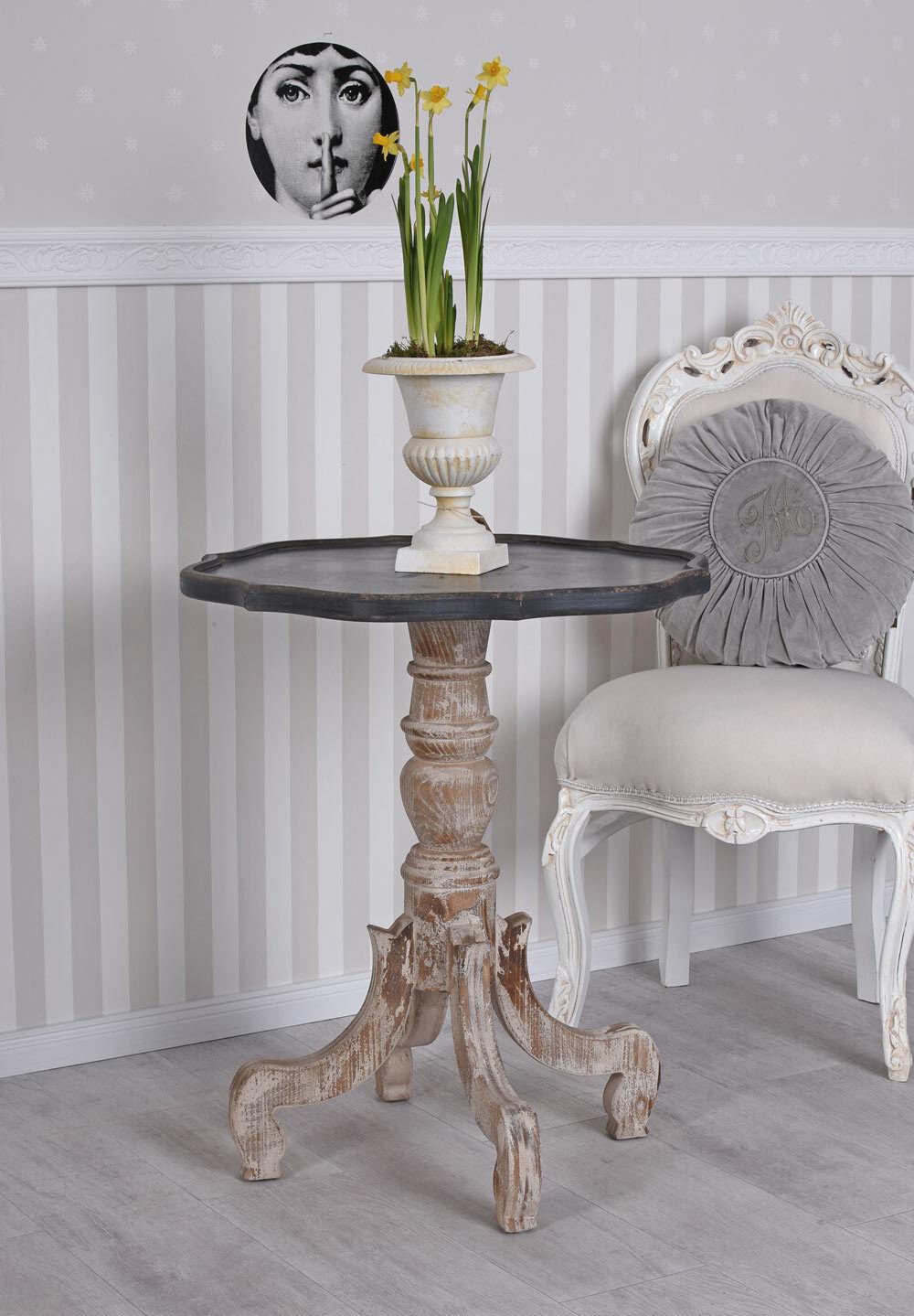 Table basse café table FLORENTIN table Table d'appoint Table de salon ancien