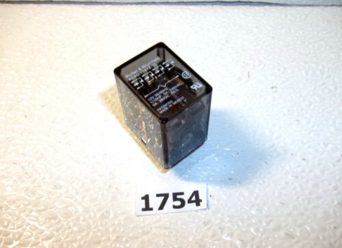 1754 Potter /& Brumfield KHAU-17A12-12 12vac 4 pole 5A Relay