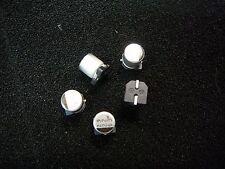 Sanyo 63cv22fs Aluminum Electrolytic Capacitor Smd 22uf 63v 20 New Qty5