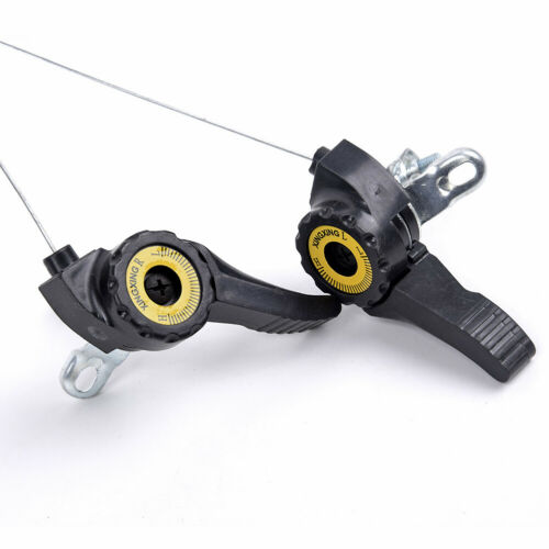 1 Pair Universal Bicycle Speed Gear Shifter 15//18//21 Speed Shift Lever Bike