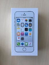 Apple iPhone 5s 16GB Silver Boost Mobile prepaid - Brand New & sealed