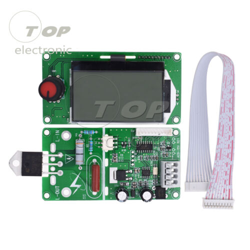 100A//40A Digital LCD display Spot Welder control Welding Time Current Control