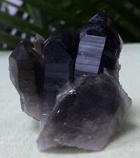 Smokey Quartz Crystal Smokey Quartz Cluster Druzy Gemstone Specimen Reiki Chakra