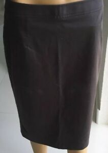 6491c58285 Image is loading Blumarine-Italy-42-6-Grey-Pencil-Skirt