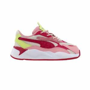 Puma Rs X3 Summer Splash Ac Lace Up   Toddler Girls  Sneakers Shoes Casual   -